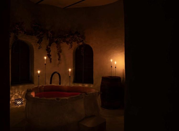 AIRE Ancient Baths Copenhagen – Wine Bath Experience