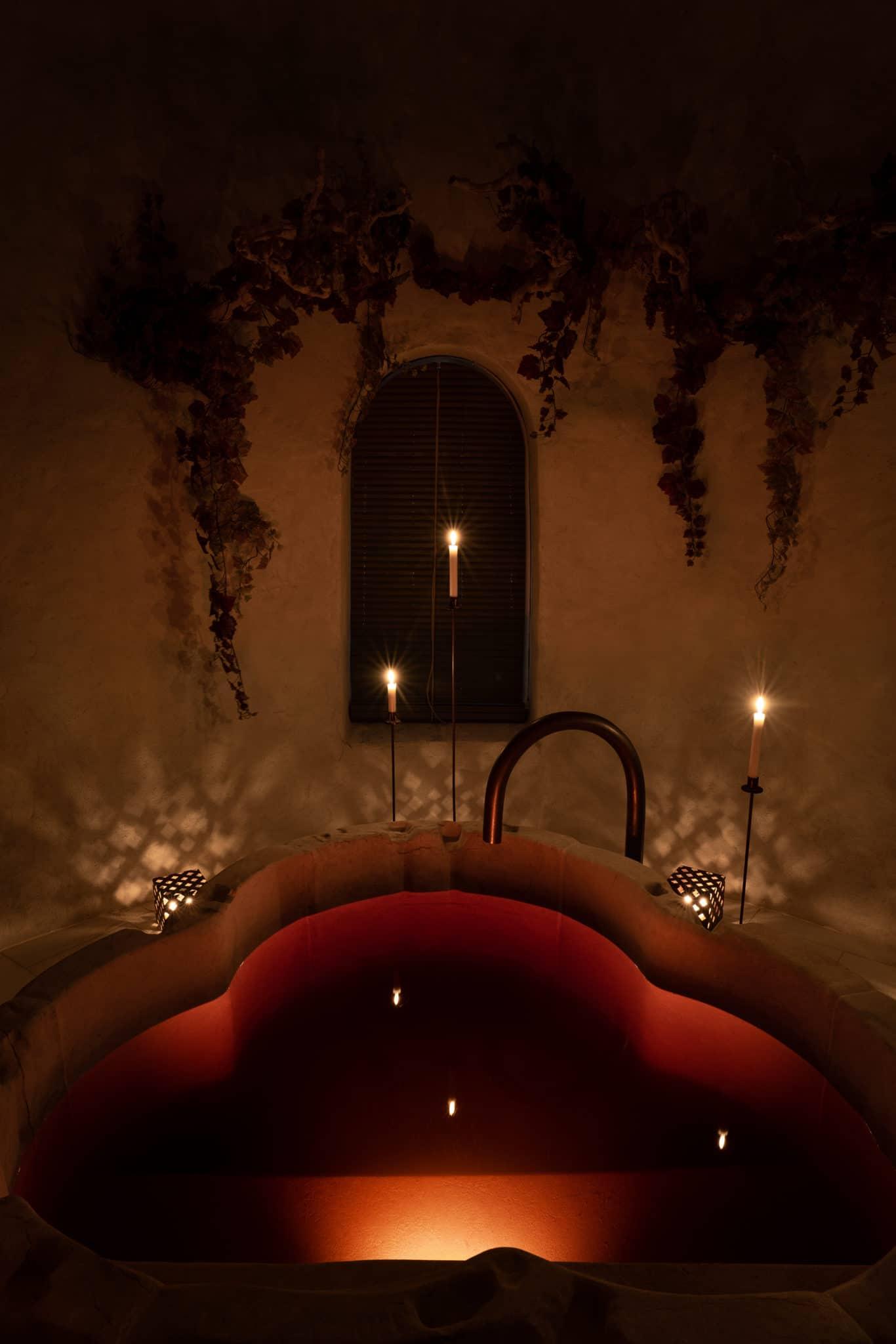 AIRE Ancient Baths Copenhagen – Wine Bath ritual