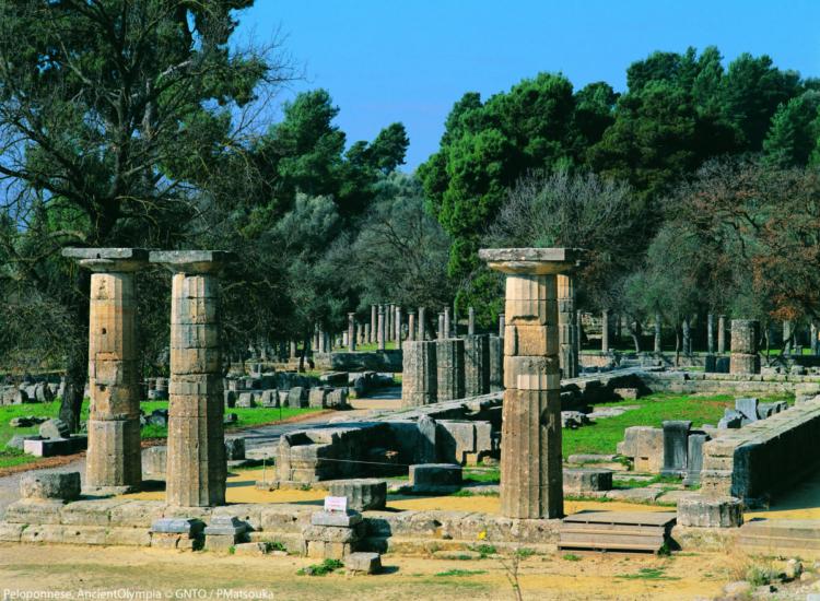 Grækenland-verdensarvsområde - 2.-Peloponnese_AncientOlympia_PMatsouka.jpg