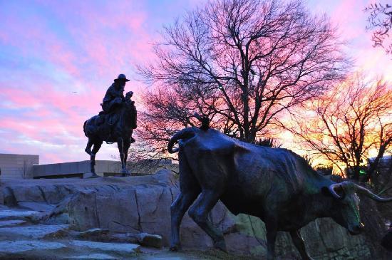 Ewings-Dallas-Feel - cowboy-im-sonnenuntergang.jpg